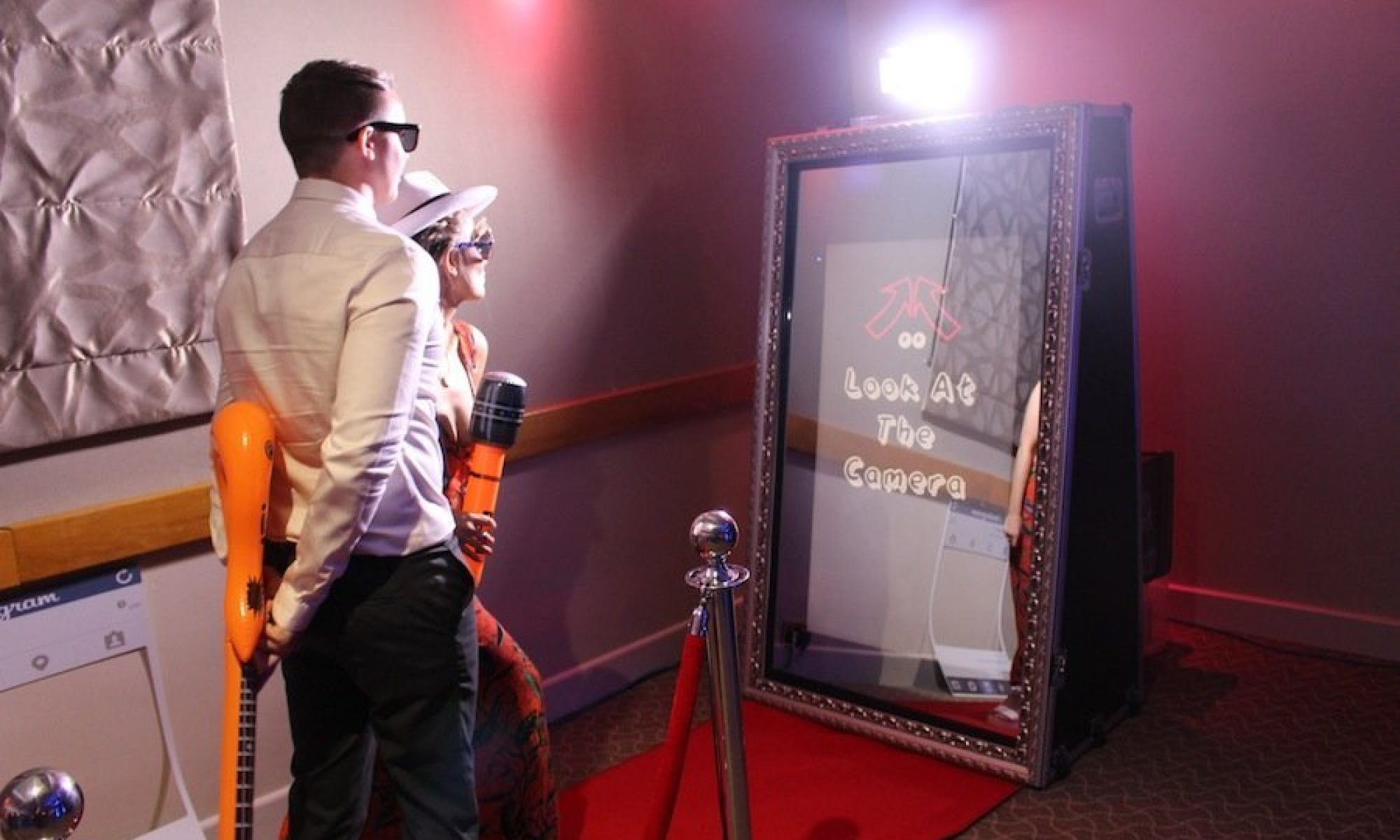 Fun Casino, Magic Selfie Mirror, LED Video Dance Floor and LED Light Up Number & Letter Hire.